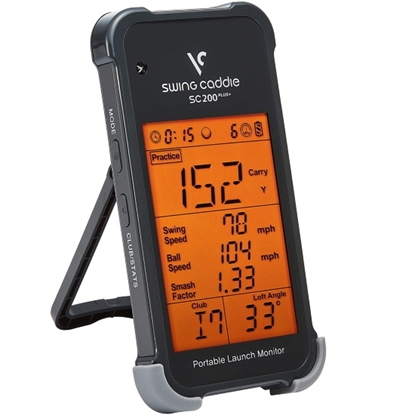 Picture of Voice Caddie Swing Caddie SC200 Plus Portable Launch Monitor