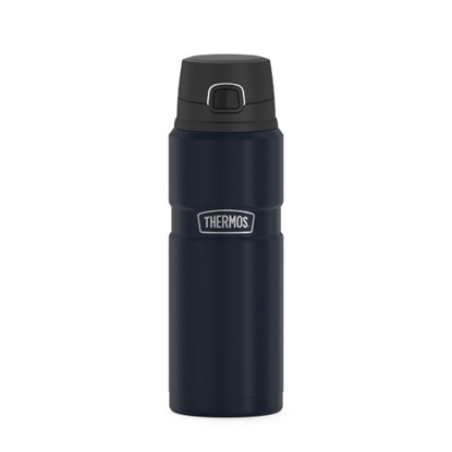 Picture of Thermos 24oz. Stainless Steel Drink Bottle - Midnight Blue