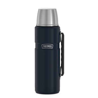 Picture of Thermos 40oz. Stainless Steel Beverage Bottle - Midnight Blue