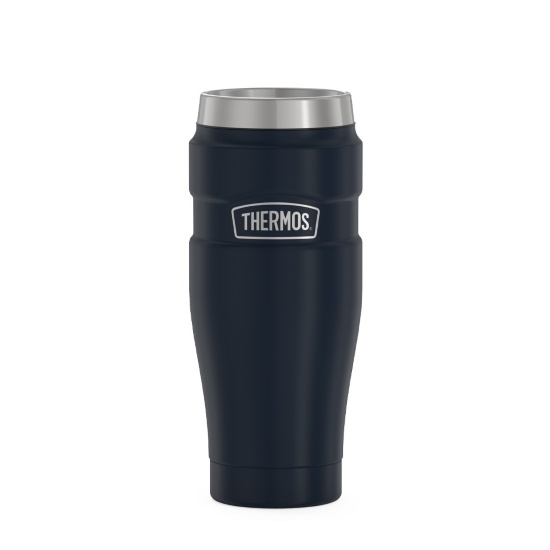 Picture of Thermos 16oz. Stainless Steel Travel Tumbler - Midnight Blue