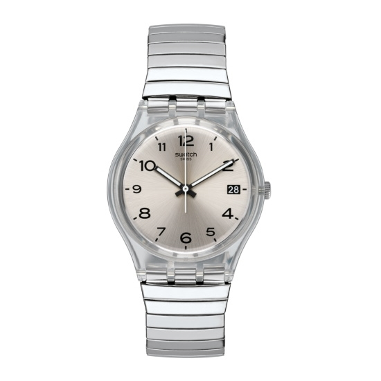 Picture of Swatch Silverall S Watch