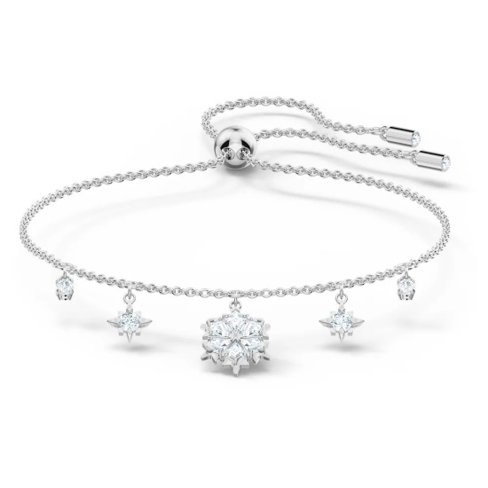Picture of Swarovski Magic Bracelet - Rhodium/White