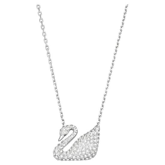 Picture of Swarovski Swan Pendant