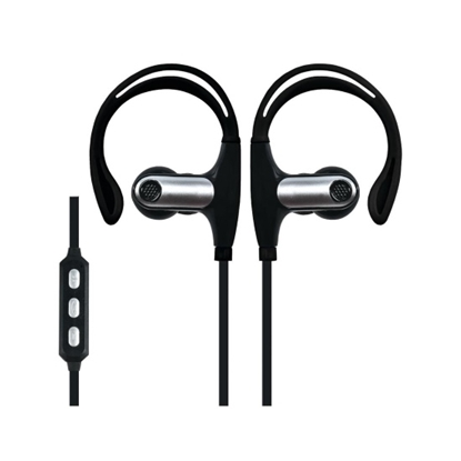 Picture of Supersonic Bluetooth® Wireless Earphones with Mic - Black