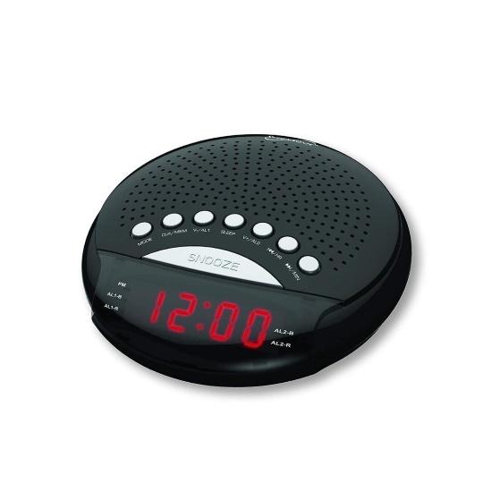 Picture of Supersonic Dual Alarm Clock Radio