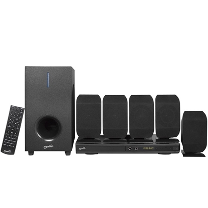 Picture of SuperSonic 5.1 DVD Home Theater with Karaoke