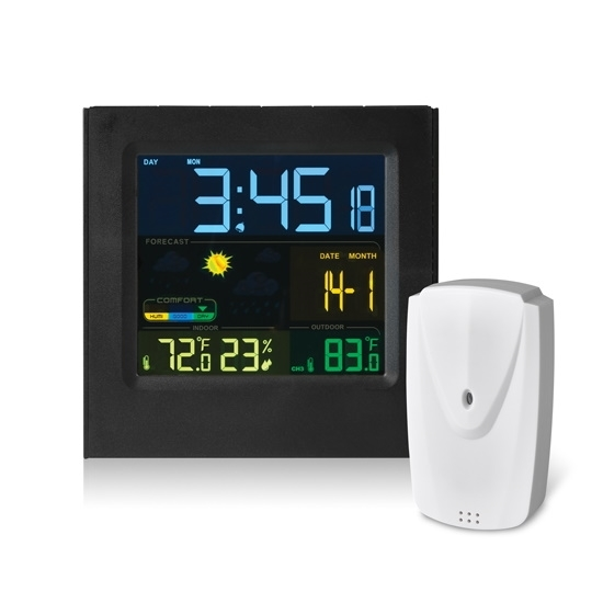 Picture of RCA Wireless Weather Station with Outdoor Sensor