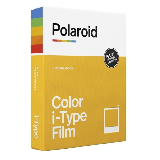 Picture of Polaroid Color Film for i-Type Cameras - Two Packs