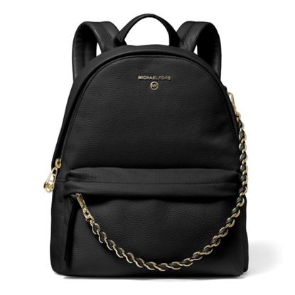 Picture of Michael Kors Slater Medium Backpack - Black