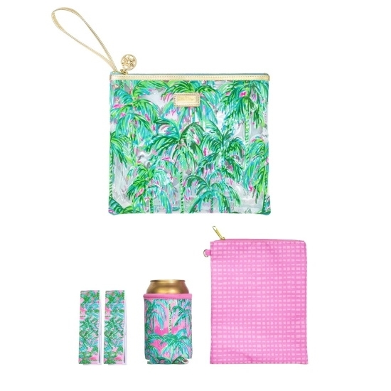 Picture of Lilly Pulitzer Beach Day Pouch - Suite Views