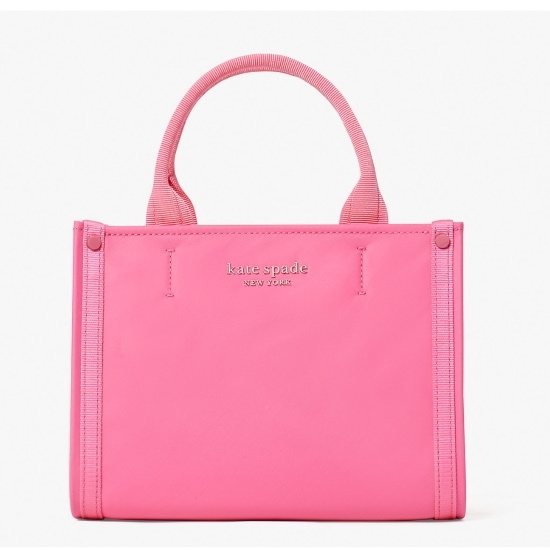 Picture of Kate Spade New Nylon Mini Tote - Crushed Watermelon