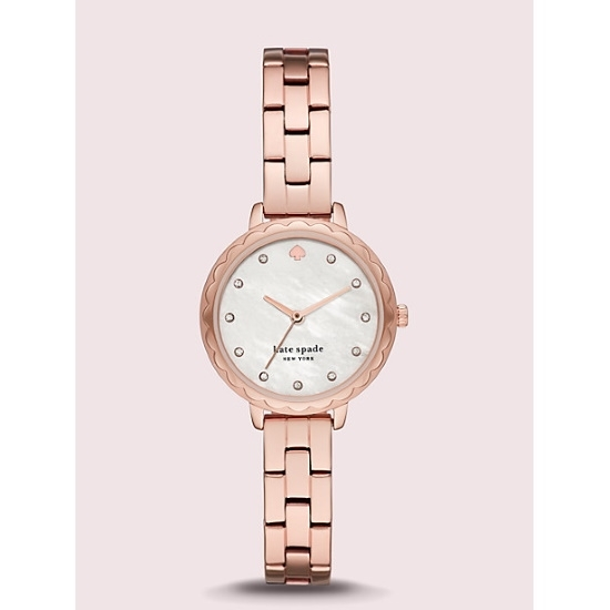 Picture of Kate Spade Morningside Scallop Rose Gold-Tone Watch