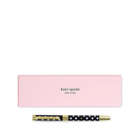 Picture of Kate Spade Ballpoint Pen - Polka Dots
