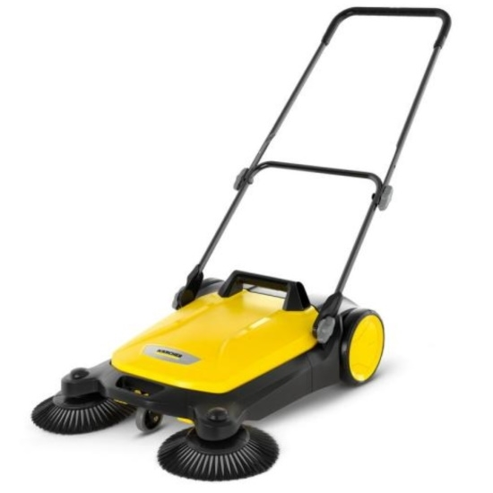 Picture of Karcher 5.25-Gallon Twin Push Sweeper