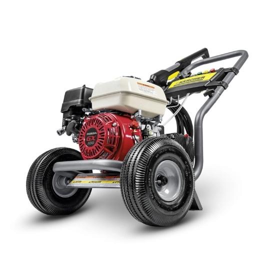 Picture of Karcher G3500 OHT 3500 PSI Gas Pressure Washer w/ Honda Engine