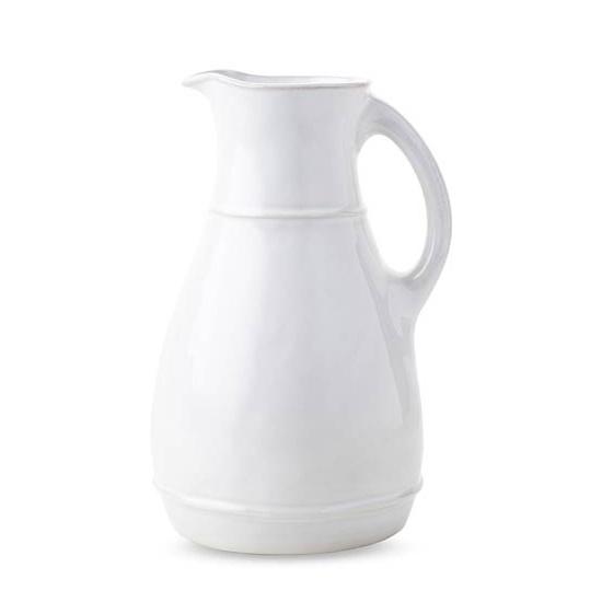 Picture of Juliska Puro Whitewash Pitcher/Vase