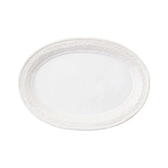 Picture of Juliska Le Panier Whitewash 17'' Platter
