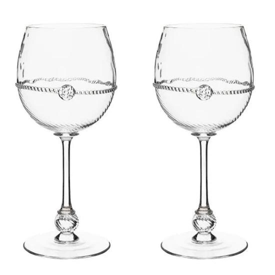 Picture of Juliska Graham White Wine Glasses - Set of 4