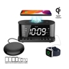 Picture of iLuv FM Alarm Clock w/ Qi Charging, Wow Shaker & 1.2'' Display
