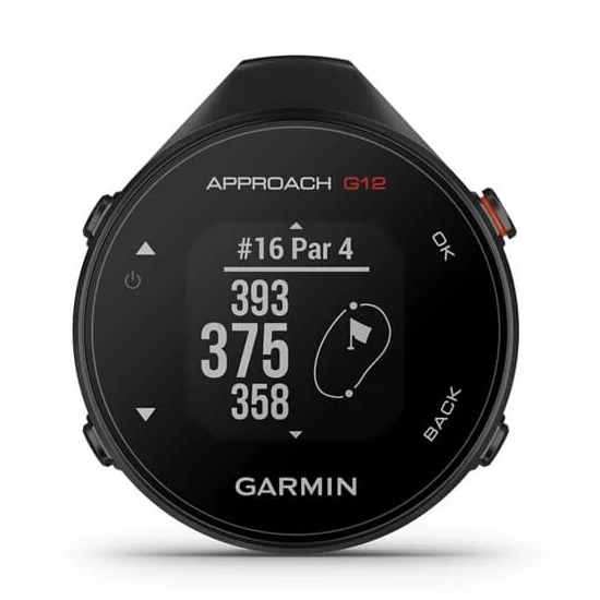 Picture of Garmin Approach G12 Clip-On Golf GPS Watch