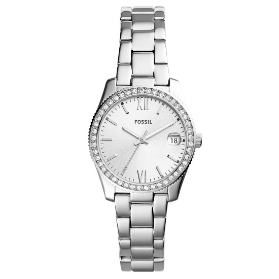 Picture of Fossil Scarlette Mini Three-Hand Stainless Steel Watch