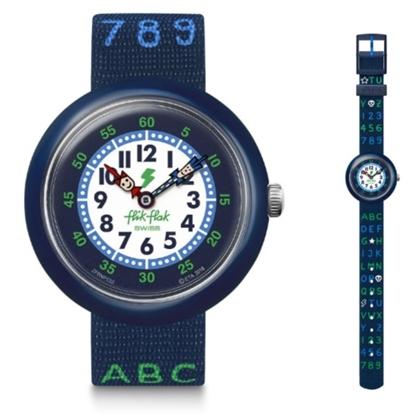 Picture of Flik Flak BLUE AB34 Standard Watch