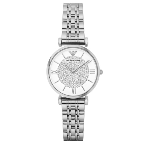 Picture of Emporio Armani Women's Two-Hand Stainless Steel Watch