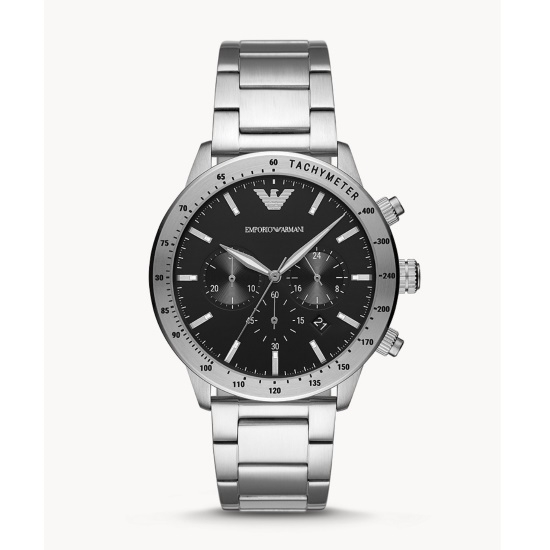 Picture of Emporio Armani Men's Chronograph Stainless Steel Watch