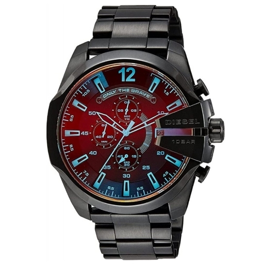 Picture of Diesel Men's Mega Chief Chronograph Stainless Steel Watch