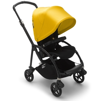 Picture of Bugaboo Bee6 Complete - Black/Black/Lemon Yellow