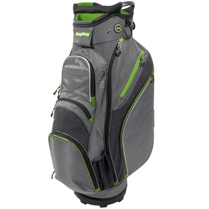 Picture of Bag Boy Chiller Cart Bag - Charcoal/Lime/Black