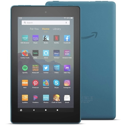 Picture of Amazon Fire 7 Tablet 32GB with 7'' Display - Twilight Blue