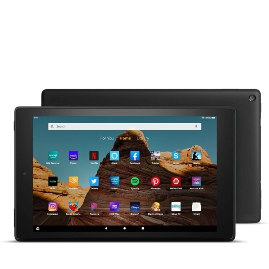 Picture of Amazon Fire HD 10.1'' 1080p HD 32GB - Black