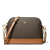 Picture of Michael Kors Jet Set Charm Large Dome Crossbody
