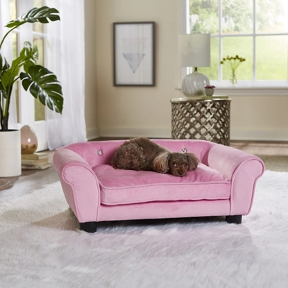 Picture of Enchanted Home Pet Charlotte Pet Sofa