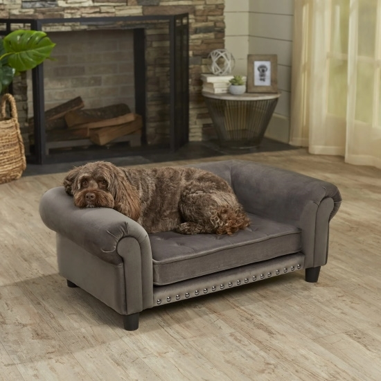 Picture of Enchanted Home Pet Chester Pet Sofa