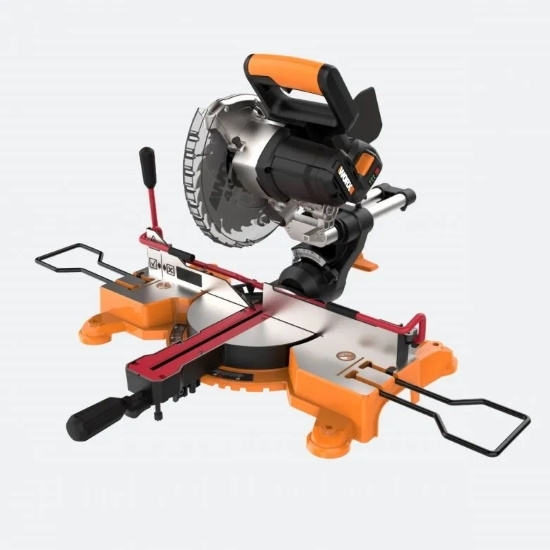 Picture of Worx 20V Power Share 7.25'' Compound Miter Saw