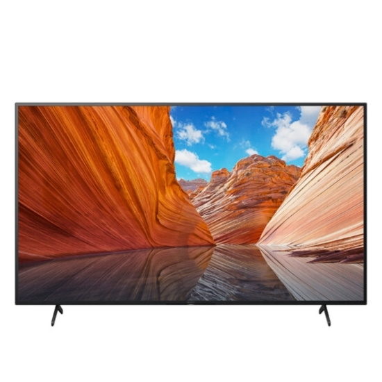 Picture of Sony X80J 50'' HDR 4K UHD Smart LED TV