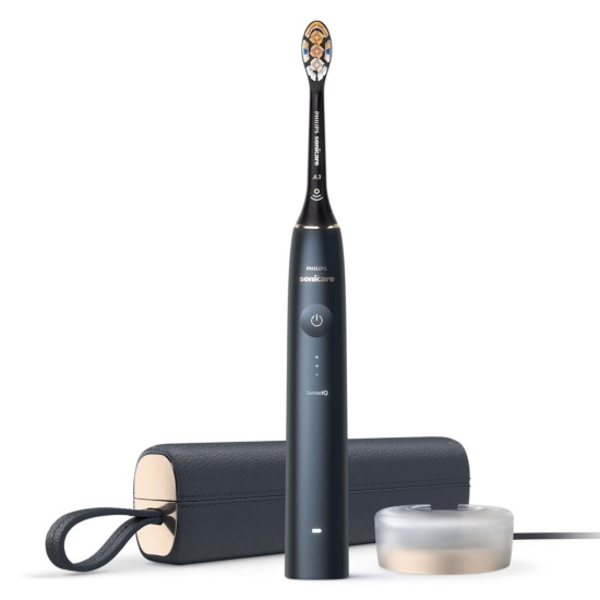 Picture of Sonicare 9900 Prestige Rechargeable Toothbrush - Midnight