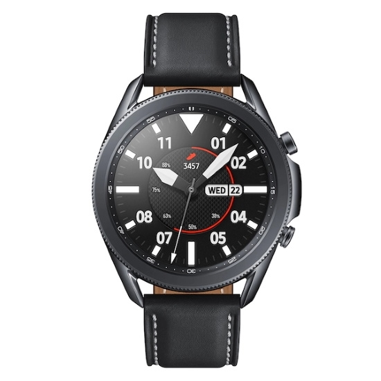 Picture of Samsung 45mm Galaxy Watch3 GPS Smartwatch - Black