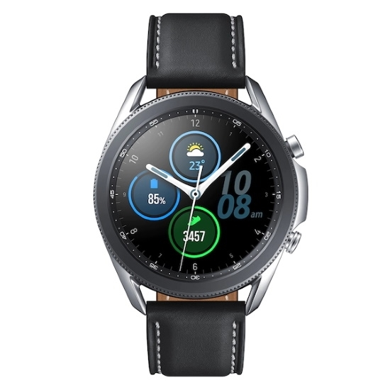 Picture of Samsung 45mm Galaxy Watch3 GPS Smartwatch - Silver
