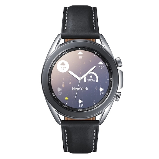 Picture of Samsung 41mm Galaxy Watch3 GPS Smartwatch - Silver