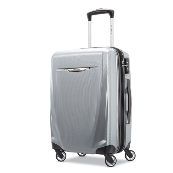Picture of Samsonite Winfield 3 DXL Hardside 20'' Spinner - Silver
