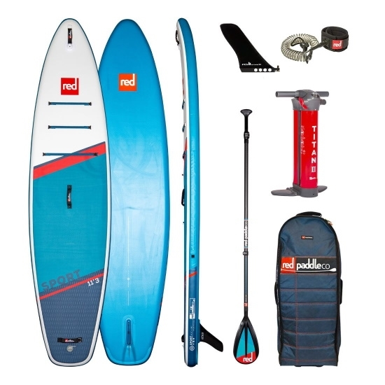 Picture of Red Paddle 11'3'' Sport C50 Stand-Up Paddleboard Package
