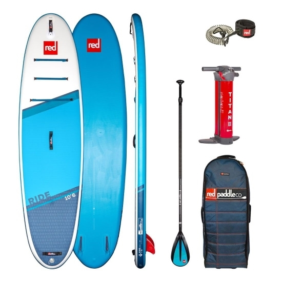 Picture of Red Paddle 10'6'' Ride Alloy Stand-Up Paddleboard Package
