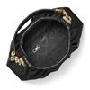 Picture of Michael Kors Hannah Medium Shoulder Bag - Black