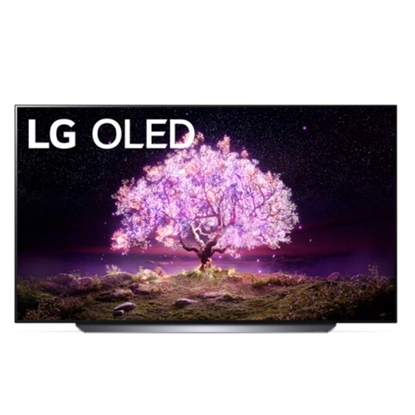 Picture of LG C1 55'' Ultra Slim 4K ThinQ AI OLED TV