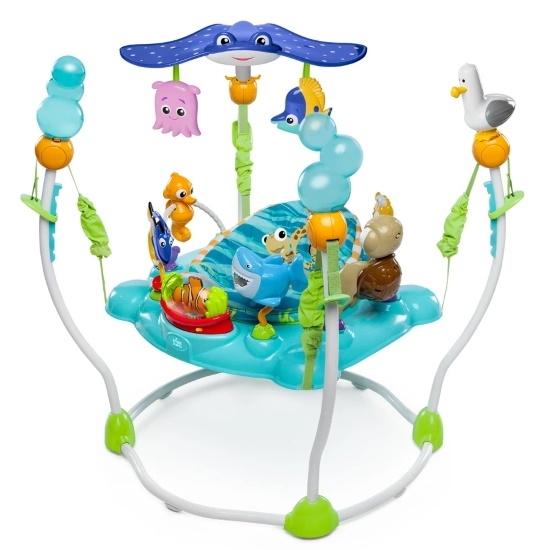 Picture of Kids2 Disney Baby Finding Nemo Sea of Activities Jumper