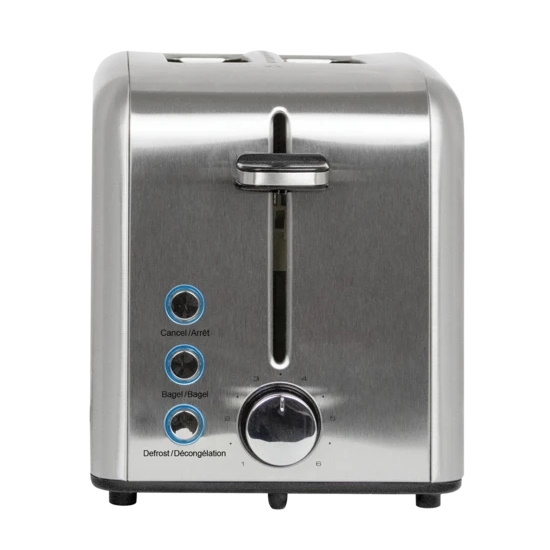 Picture of Kalorik Stainless Steel Rapid Two-Slice Toaster