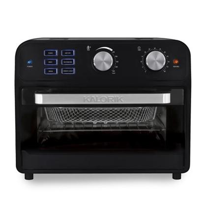 Picture of Kalorik Digital Air Fryer Toaster Oven, Blk, 22 qt